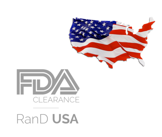 RanD USA. FDA clearance of Performer HT & establishment of RanD USA in Miami (FL)